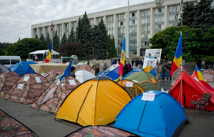 В Кишиневе заявили о проведении в воскресенье массовой манифестации