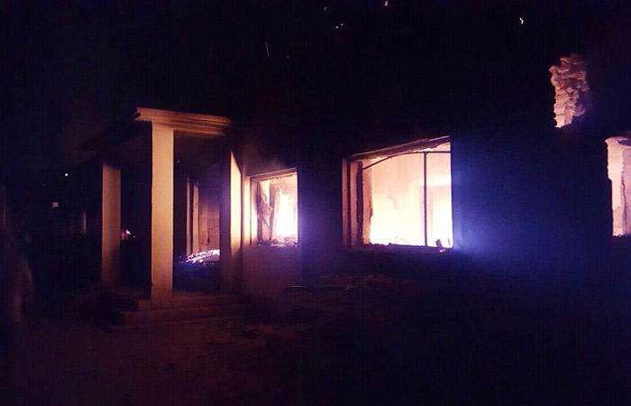 США объяснили авиаудар по больнице в Кундузе просьбой афганских военных