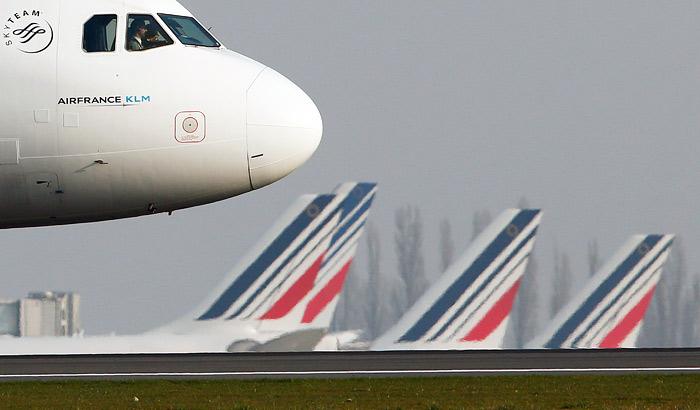 Air France сократит 2,9 тыс. рабочих мест