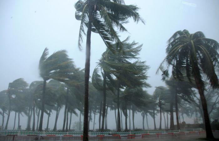 Восемь человек стали жертвами тайфуна в Китае и на Филиппинах