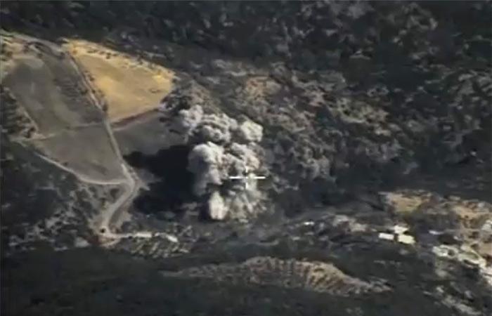Российская авиация в Сирии за сутки нанесла удары по девяти объектам ИГ