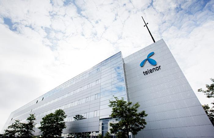 Норвежская Telenor собралась продать долю в Vimpelcom