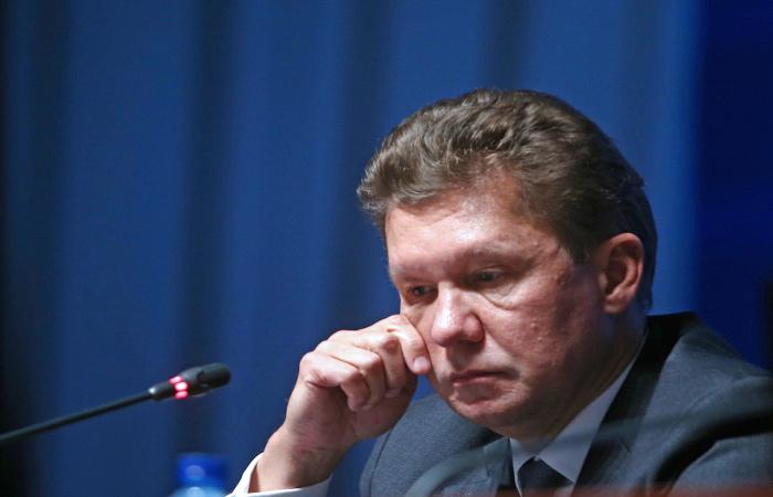"""Миллер заявил об отсутствии политики в подготовке """"Турецкого потока"""""""