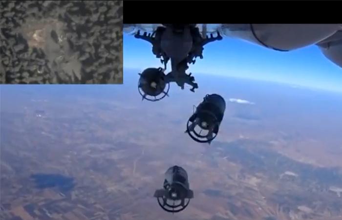Самолеты ВКС РФ за день нанесли удары по 12 объектам ИГ в Сирии