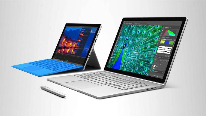 Microsoft представила новый планшет и свой первый ноутбук