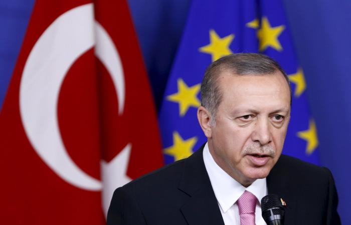 """Эрдоган призвал РФ не лишаться """"турецкого друга"""""""