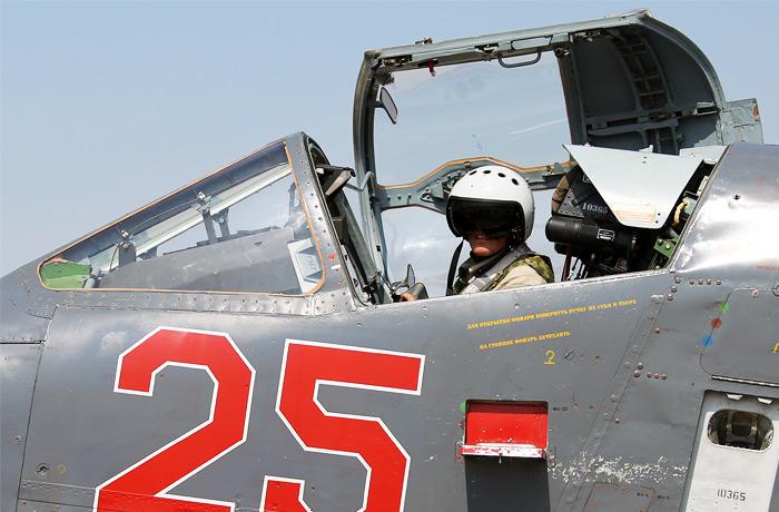 Российская авиация нанесла удары по 27 объектам ИГ в Сирии