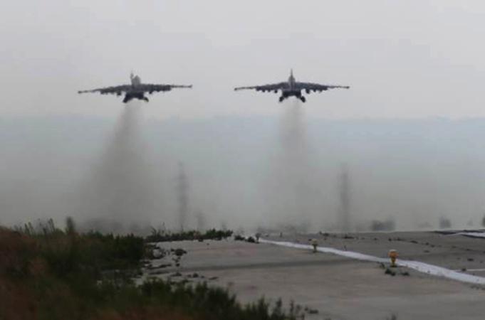 Российские самолеты за сутки поразили 60 объектов ИГ
