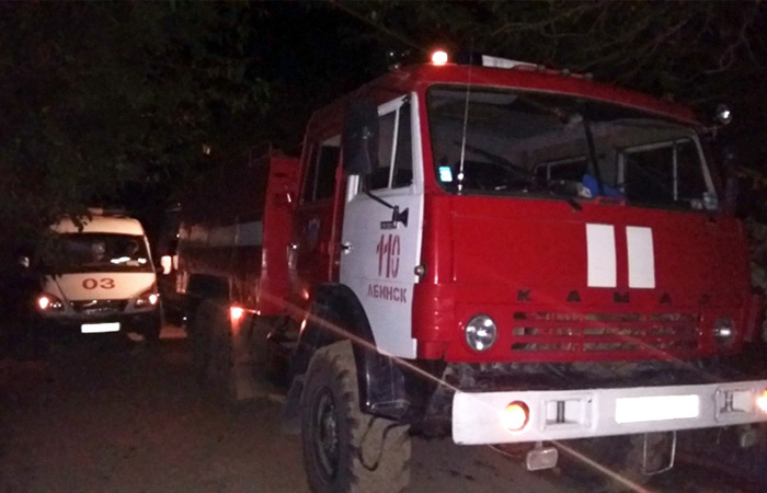 Причиной гибели детей на Кубани назвали поломку газового оборудования