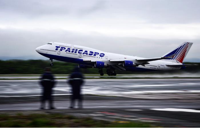 """""""Трансаэро"""" отменила 38 рейсов на 10 октября"""