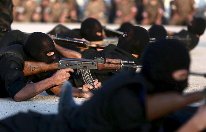 Администрация США закрыла программу тренировки сирийских повстанцев