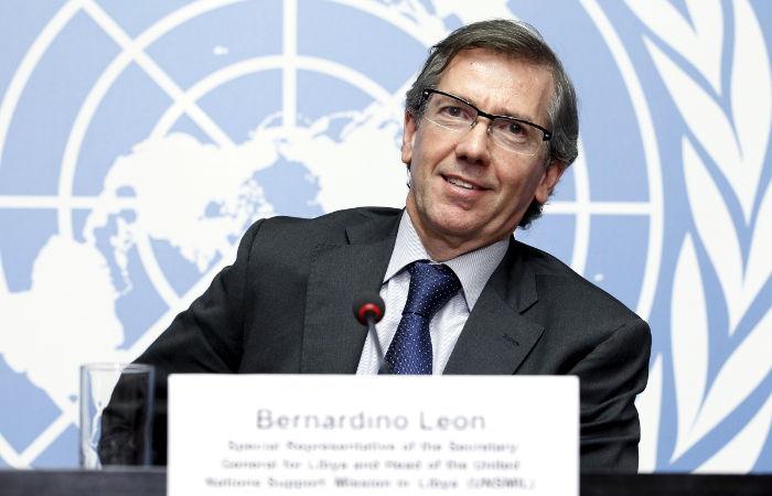 ООН предложила сформировать в Ливии правительство национального единства