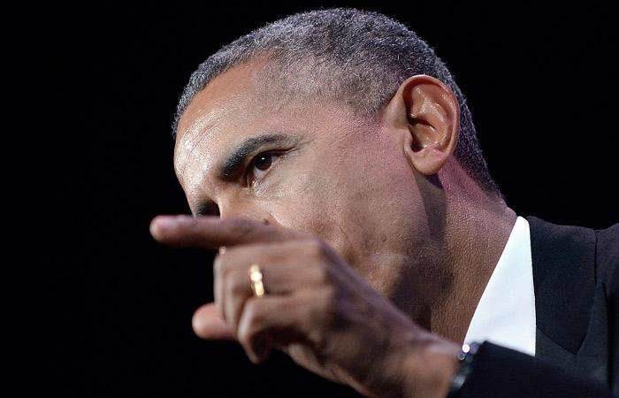 Обама посчитал военные действия РФ в Сирии слабостью российского руководства