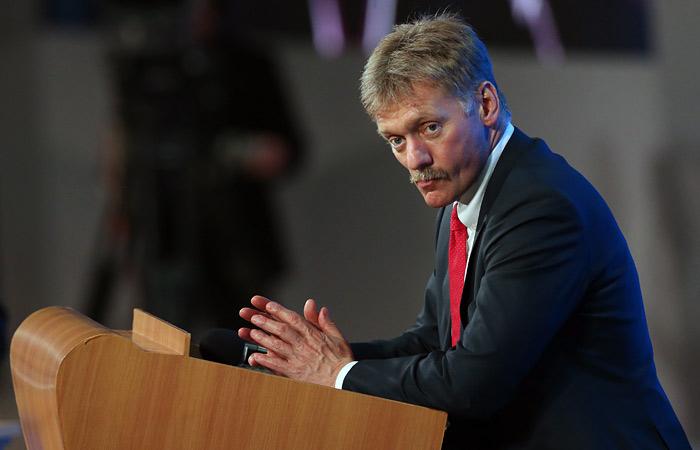В Кремле ответили на критику Обамы о проведении Россией операции в Сирии