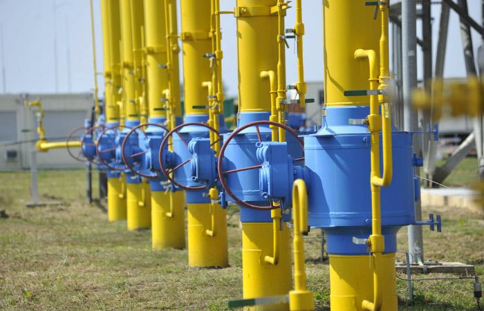 Украине осталось закачать 1 млрд кубометров газа для прохождения зимы