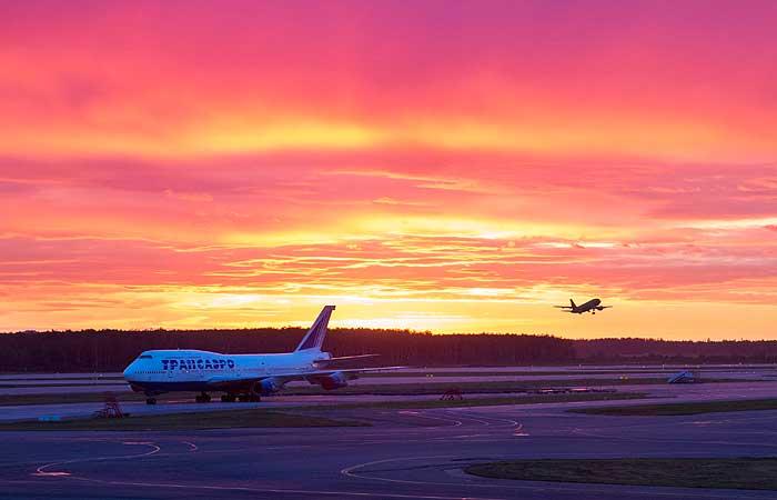 """""""Трансаэро"""" объявила об отмене 53 рейсов на 11 октября"""