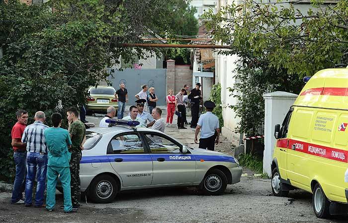 """Экспертиза подтвердила личность """"симферопольского стрелка"""""""