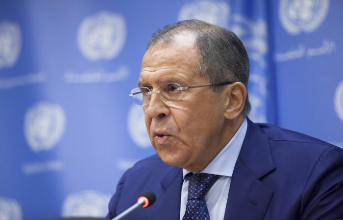 Лавров проведет переговоры со спецпредставителем генсека ООН по Сирии