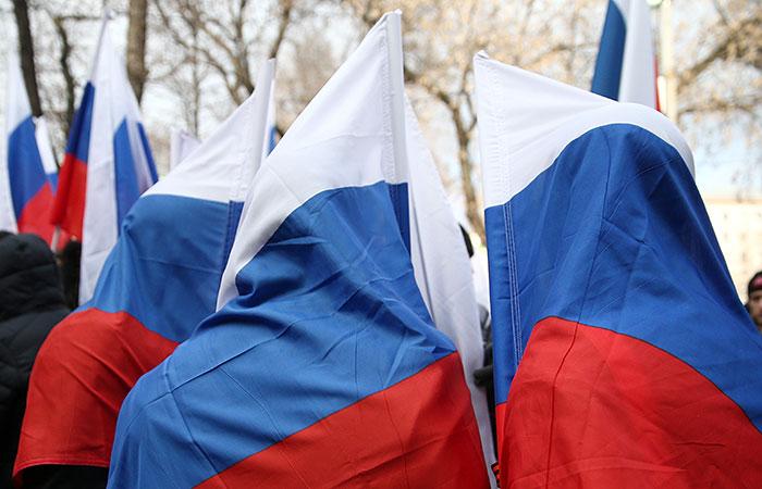 75% россиян назвали страны Запада противниками РФ