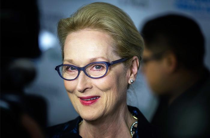 Жюри 66-го Берлинского кинофестиваля возглавит Мерил Стрип