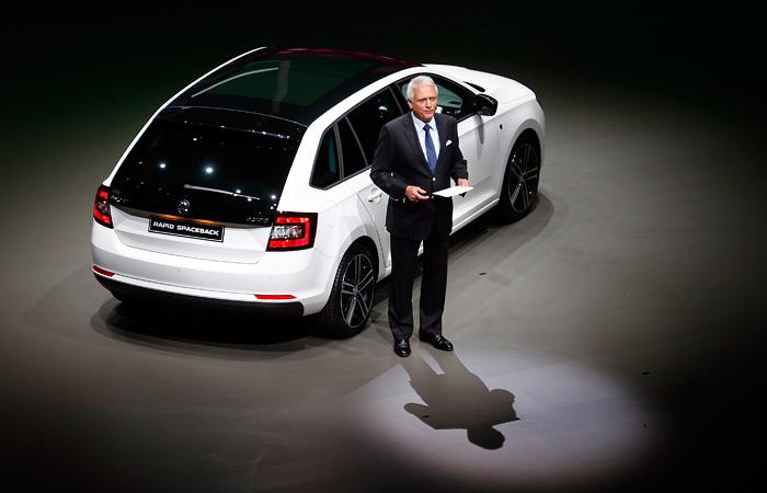 """Volkswagen потерял еще одного топ-менеджера на фоне """"дизельного скандала"""""""