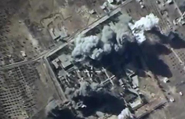 Минобороны РФ заявило об отступлении боевиков ИГ в Сирии