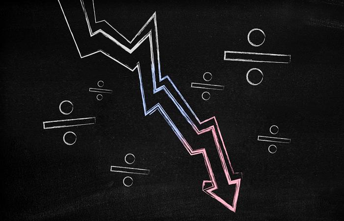 S&P резко ухудшило прогноз падения российской экономики