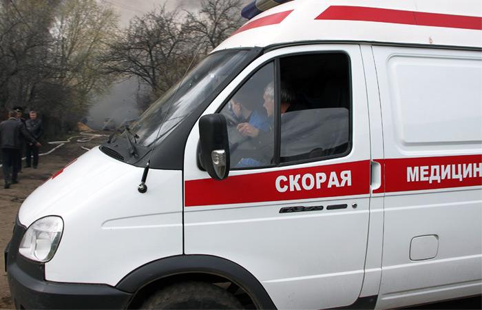 Устроивший пожар в баре Москвы мужчина пытался сжечь посетительницу
