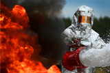 Спасатели потушили пламя на месте прорыва газопровода в ЯНАО