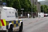 В Белфасте под машиной обнаружили бомбу