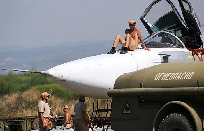 Для борьбы с ИГ в Сирии будет создана российская военная база