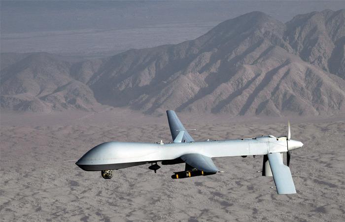 В интернет попала секретная информация об использовании США беспилотников