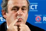 Англия приостановила поддержку кандидатуры Платини на выборах ФИФА