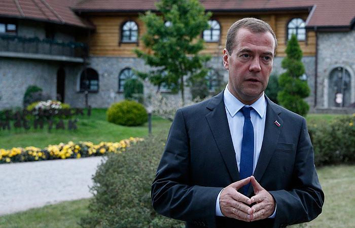 Медведев заявил об отстаивании национальных интересов Москвы в Сирии