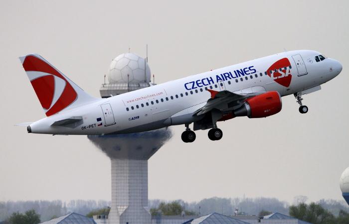 Czech Airlines увеличит число рейсов в Россию