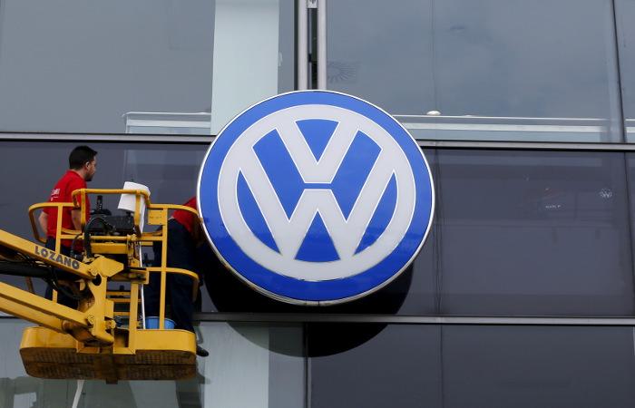 В отделении Volkswagen во Франции в выходные прошли обыски