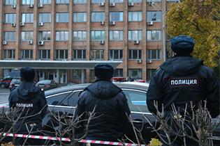 Убийство чиновников в Красногорске