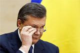 Виктор Янукович подал против Украины иск в ЕСПЧ