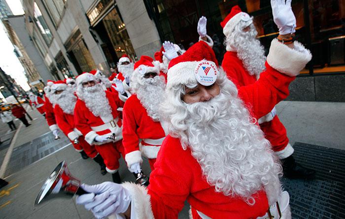 Американцы собрались потратить рекордные суммы на Рождество