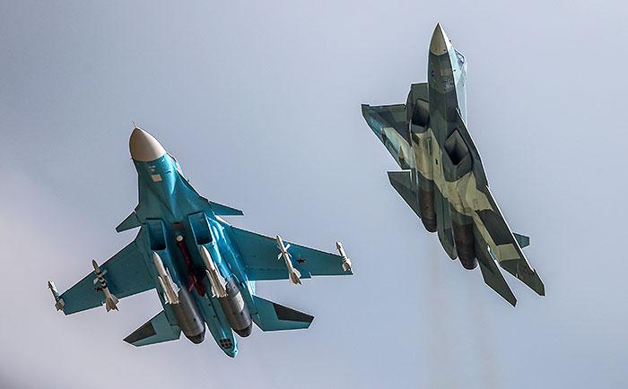 Минобороны РФ заявило о росте числа летательных аппаратов над Сирией