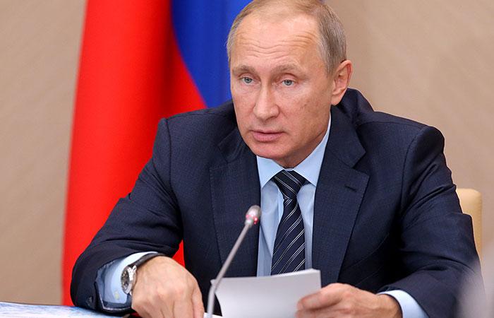 Путин заявил о планах террористов из Сирии расширять влияние