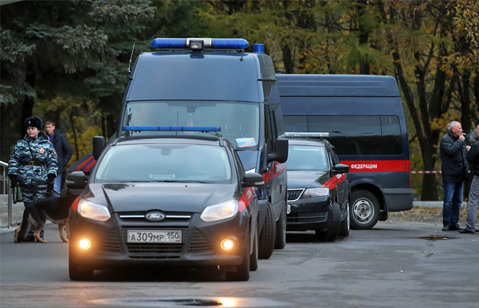 Источник назвал возможной причиной убийств в Красногорске падение рубля