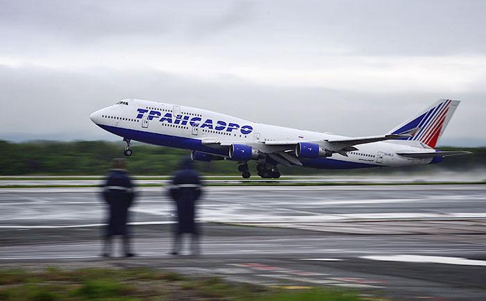 """Росавиация оказалась не в курсе приобретения """"Трансаэро"""" авиакомпанией S7"""