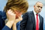 ФИДЕ отстранила Каспарова от шахматной деятельности на два года
