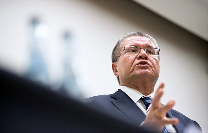 """Улюкаев спрогнозировал цену на нефть в районе $50 """"на годы"""""""