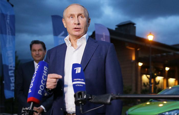 Путин обвинил США в попытке обмануть весь мир в вопросах ПРО