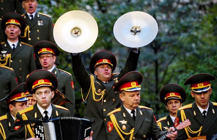 В Литве по идеологическим причинам отменили концерт ансамбля имени Александрова