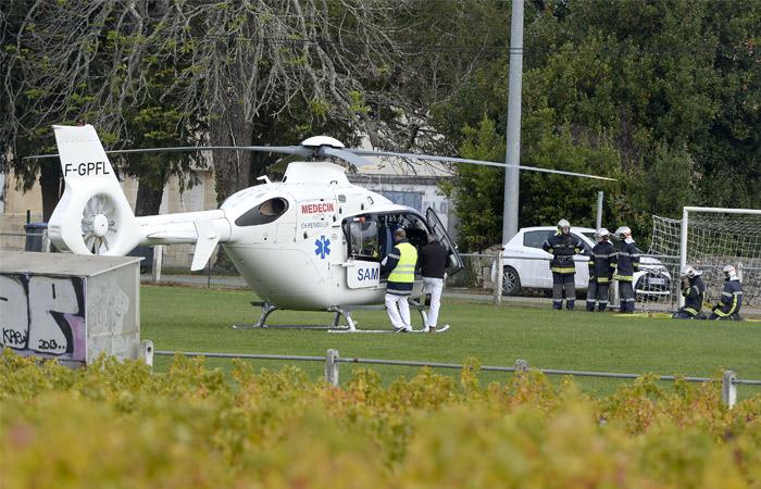 Более 40 человек стали жертвами ДТП во французском Либурне