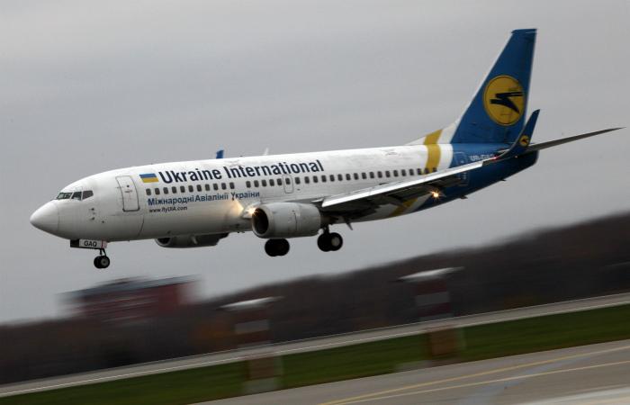 Россия предложила не вводить запрет на авиасообщение с Украиной