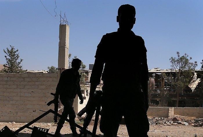 Россия рассмотрит возможность оказать военную поддержку оппозиции в Сирии